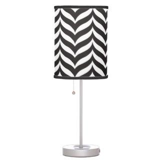 Lámpara Decorativa Creative Black Chevron