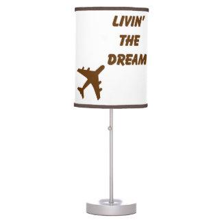 Lámpara del aeroplano