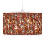 Lámpara del arte abstracto 130