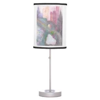 Lámpara del arte de los lugares imaginarios