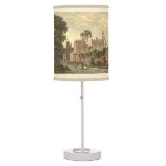 Lámpara del castillo de Ruthin