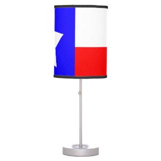 Lámpara del Día de la Independencia de Tejas