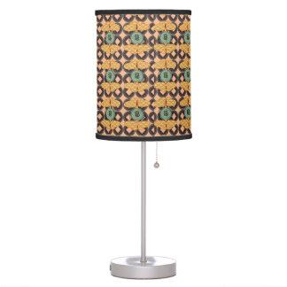 Lámpara del modelo de mariposa