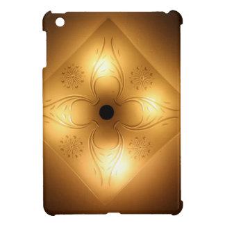 Lámpara del techo - cuadrado con 4 luces