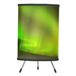 Lámpara del trípode de la aurora boreal