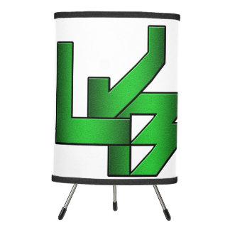 Lámpara del trípode de LJB