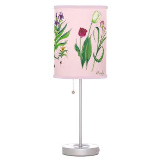 Lámpara del tulipán