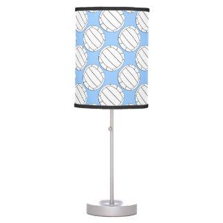 Lámpara del voleibol