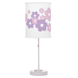 Lámpara florecida simple dulce - chicas sitio o cu