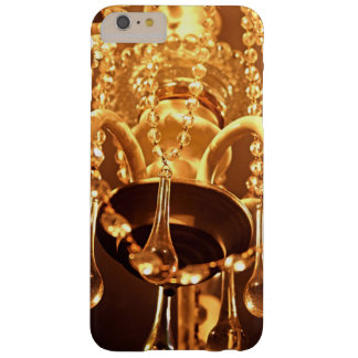 Lámpara lamentable Bling 1-Gold-iPhone 6/6s más Funda Barely There iPhone 6 Plus
