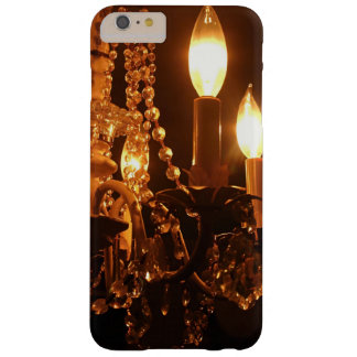 Lámpara lamentable Bling 2-Gold-iPhone 6/6s más Funda Barely There iPhone 6 Plus