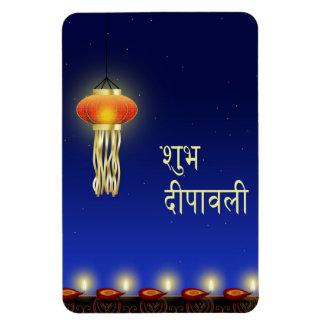 Lámpara luminosa de Diwali - imán flexible