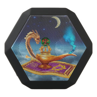 Lámpara mágica del dragón altavoces bluetooth negros boombot REX