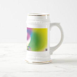 Lámpara mágica jarra de cerveza