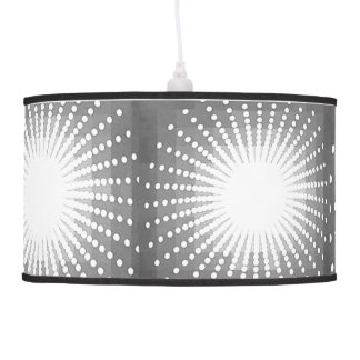 Lámpara moderna pendiente