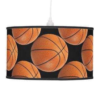 Lámpara pendiente del baloncesto