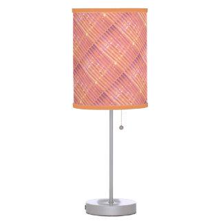 Lámpara pendiente del diseño anaranjado precioso