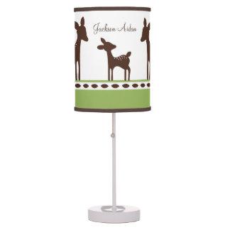 Lámpara personalizada del cuarto de niños de la