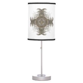 Lámpara sagrada de la geometría