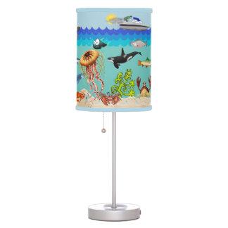 Lámpara submarina épica de la historia