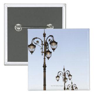 Lámparas de calle pin