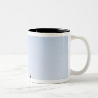Lámparas de calle taza de café