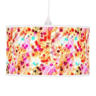 Lámparas del arte abstracto 148 lámpara de techo
