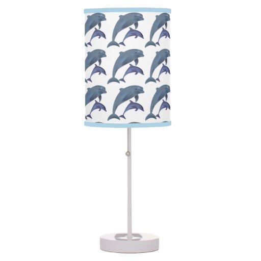 Lámparas del gráfico del delfín