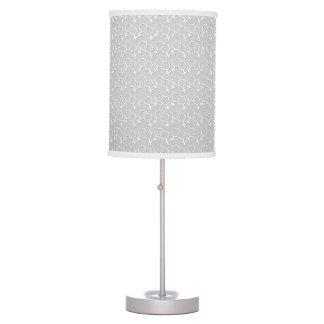 Lámparas del mismo sexo del amor de las mujeres de lámpara de mesa