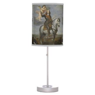 Lámparas del retrato del arte lámpara de mesa