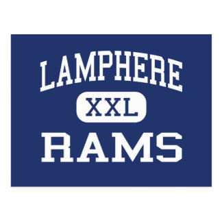 Lamphere - espolones - alto - Madison Heights Postal