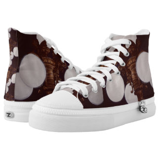 Lamplight from Demons High-Top Sneakers