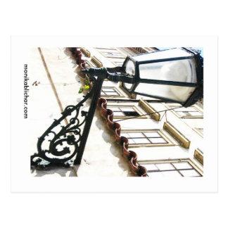 LampLighter Postcard