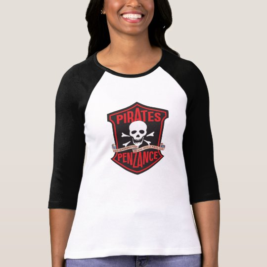 Lamplighters Music Theatre The Pirates of Penzance T-Shirt