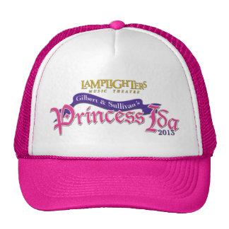 Lamplighters Princess Ida cap Mesh Hats