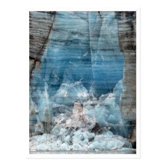 Lamplugh Glacier, Glacier Bay National Park Postcard