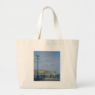 lampost by the sea bag