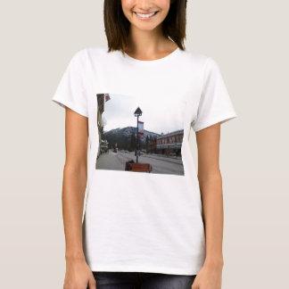 Lamppost in Banff, Alberta T-Shirt
