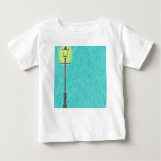 Lamppost In the Rain Baby T-Shirt