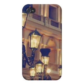 Lamppost Lights iPhone 4/4S Cases