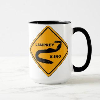 Lamprey Ringer Mug