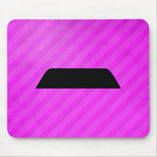 Lampshade Mustache Mousepads
