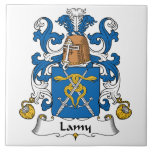 Lamy Family Crest Large Square Tile