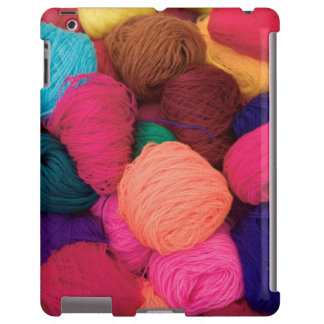 Lana de alpaca colorida, Huaraz, Blanca de Funda Para iPad