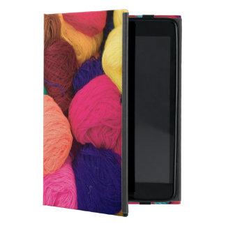 Lana de alpaca colorida, Huaraz, Blanca de iPad Mini Carcasa