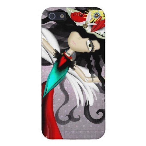 Lana del Rey iPhone 5 Carcasa