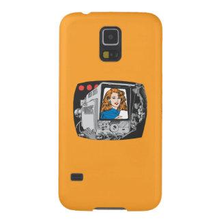 Lana Lang en cámara Funda De Galaxy S5