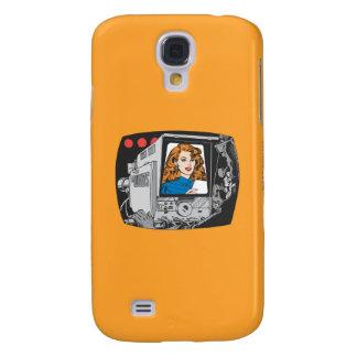 Lana Lang en cámara Funda Para Galaxy S4