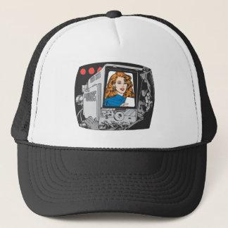 Lana Lang on Camera Trucker Hat
