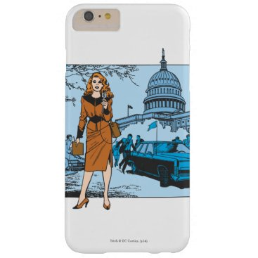 Lana Lang Reporting Barely There iPhone 6 Plus Case